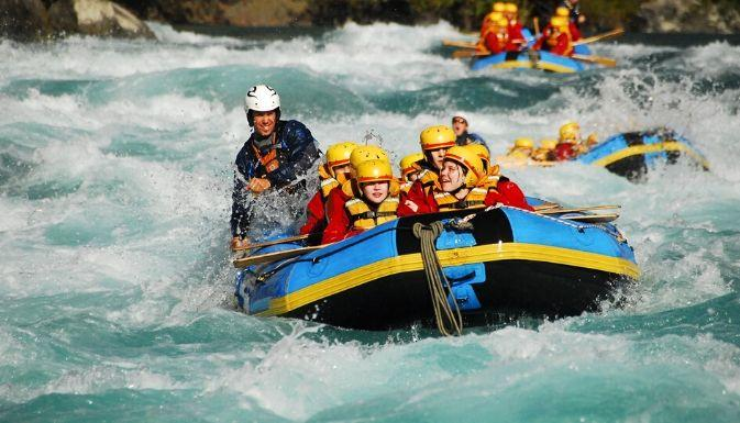 rafting- things to do in Nepal