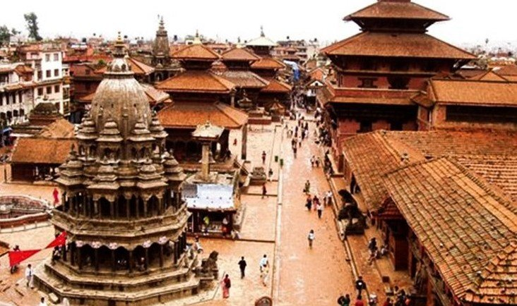 sightseeing holiday tour in Nepal