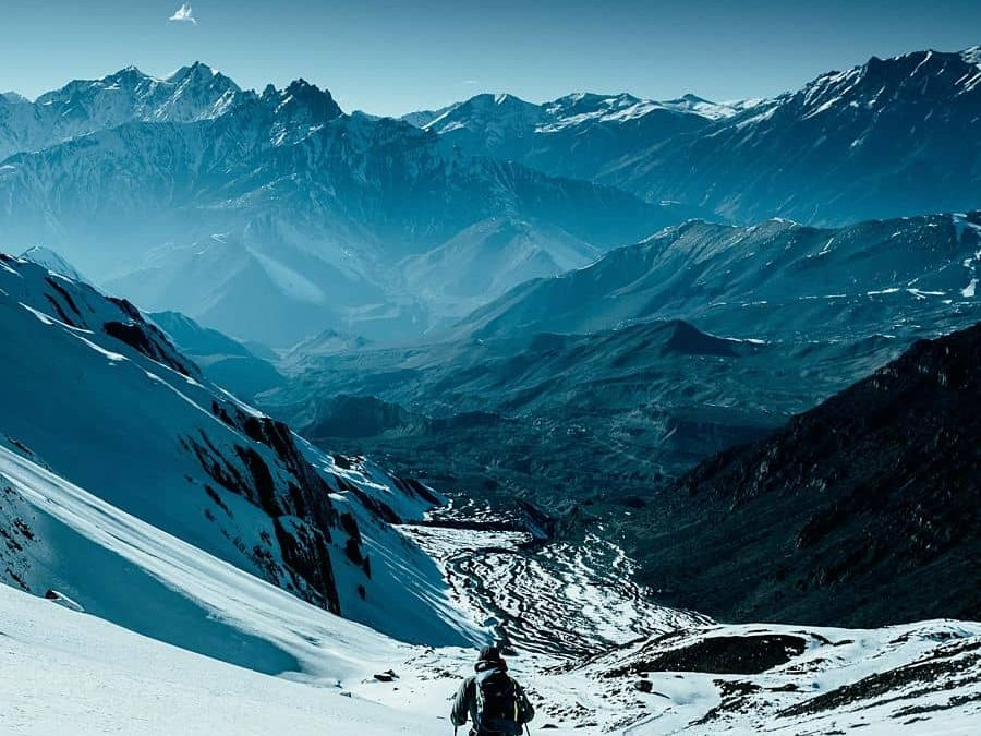 death zone of Himalayas